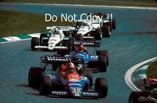 Jo Gartner Osella FA1F Austrian Grand Prix 1984 Photograph