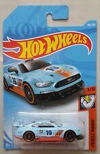 Hot Wheels Basic - Custom '18 Ford Mustang GT - Gulf