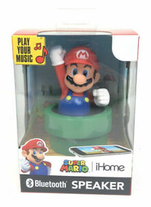 Nintendo Super Mario iHome Bluetooth Speaker New RARE 2020 *Free Shipping*