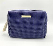 Estee Lauder Blue Cosmetic Bag