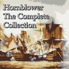 Hornblower The Complete Collection 11 Books -  Over 85 HOURS - MP3 DOWNLOAD