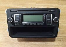 VW Golf Radio CD Player 5K0035156