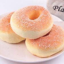 Jumbo Squishy Bagel PU Bread Breadcrumb Scented Food Simulation Dining Decor HU