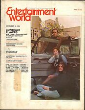 DEC 12 1969 ENTERTAINMENT WORLD vintage movie magazine - GROOVE TUBE
