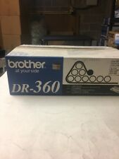 Brother DR-360 Genuine Drum Dr360 Opened Box/Bag (Read Description)
