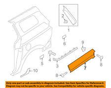 KIA OEM 15-18 Sedona Side Panel-Rail Cover Right 83915A9000