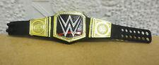 WWE Mattel WORLD HEAVYWEIGHT CHAMPIONSHIP Belt Accessory For Wrestling Figures