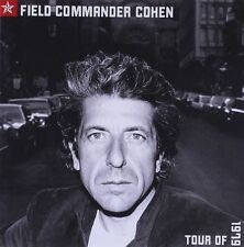 Leonard Cohen - Field Commander Tour  Of 1979 2x 180g vinyl LP NEW/SEALED