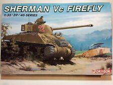 1:35 SHERMAN VC FIREFLY TANK BY DRAGON
