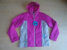 Columbia Snow Trekker Women's Jacket Water Resistant Med (Fuchsia/Grey) $140