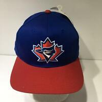 Vintage MLB Toronto Blue Jays Twins Enterprises Snapback Cap Hat OSFA NWT