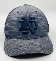 Notre Dame Fighting Irish Pepper Style Top of the World Hat Mesh Snapback Rare