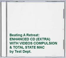 Test Dept. - Beating A Retreat: ENHANCED CD (EXTRA) WITH... - Test Dept. CD 4DVG