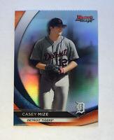 2020 Bowman's Best Casey Mize 'Top Prospects' RC Refractor #TP-4 Detroit Tigers