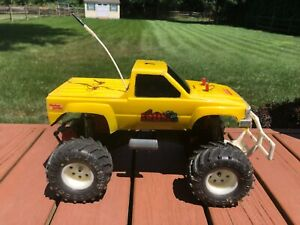Kyosho Big Brute 1/10th Scale Monster Truck w/Platinum Shocks and Thorp Parts!