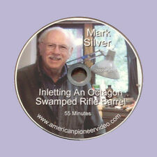 Inletting An Octagon Swamped Rifle Barrel (DVD) / Gunsmithing / Flintlock