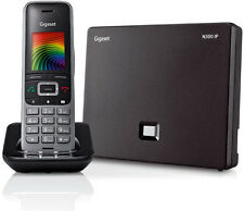 Siemens Gigaset N300IP with S650H Handset - Cordless VoIP Dect Phone