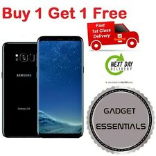 100% GENUINE TEMPERED GLASS SCREEN PROTECTOR FOR Samsung Galaxy S8