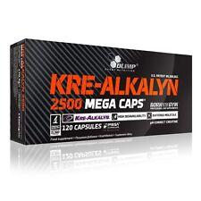 Kre Alkalyn 2500 Mega Caps OLIMP (120 capsules; 20,53eur/100g) + marteau coupon