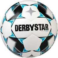 DERBYSTAR Brillant Light 350g Leicht-Fußball DB Jugendball Trainingsball Leicht