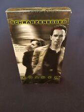 NEW! [VHS] 1996 ERASER - Tape Factory Sealed - Arnold Schwarzenegger Vanessa Wil