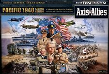 Axis & Allies Pacific 1940 Second Edition: A WWII Strategy Game - English, New