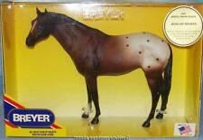 Breyer Model Horses Dark Bay Appaloosa King of Hearts