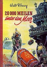 Blüchert Vlg 20.000 Meilen unter dem Meer HC 1955 W.D.