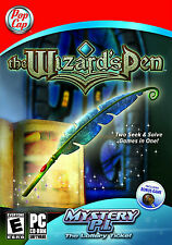 Wizard's Pen with Mystery P.I. The Lottery Ticket for PC NEW
