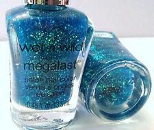Wet N Wild Megalast Salon Nail Polish # D272A I Saw a Comet Holographic Glitter