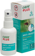 Care Plus Natural Anti insect Spray 60ml Sensitive Safe for children 3+ NO DEET