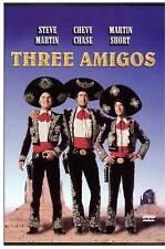 Three Amigos! (DVD, 2009)