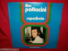 ILLER PATTACCINI Superliscio LP 1970s ITALY MINT Fisarmonica Accordion