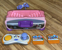 Vtech V.Smile Motion Active Learning System Console W/ Wireless Controller-S1