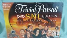Trivial Pursuit SNL Saturday Night Live Edition DVD - New, Factory Sealed