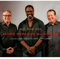 Jazz Funk Soul - More Serious Business [New CD]