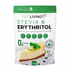 Érythritol et stevia-Naturel Sucre alternative - 1:1 Zero Calorie sucre...