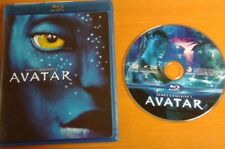 Avatar *BLU-RAY VERSION* ~ MINT Condition Genuine Region A U.S. + FREE Shipping