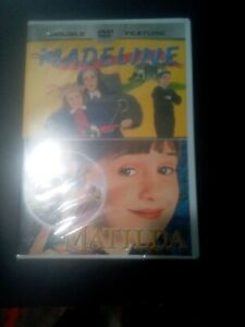 Madeline and Matilda Double Feature (DVD, 2013) New