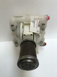 WILDEN P100/PPPPP/TNU/TF/PTV POLYPROPYLENE AIR OPERATED DOUBLE DIAPHRAGM PUMP #2