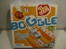 Boggle JNR by Parkers Brothers. Ages 3+. 2005 Hasbro.