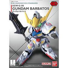 Bandai SD Gundam EX Model Gundam Barbatos Toy Hobby Fiction GunPla Plastic Kit