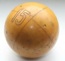 Vintage Antique Billiard Russian Piramida Ball Nr.15