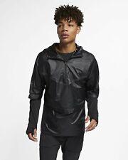 Nike Men's Medium Sphere Transform Black Running Top 933410-010