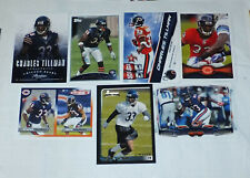 CHARLES TILLMAN Bears 7 Card Assorted Lot - 7198