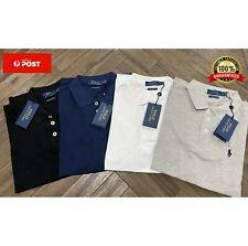 New Polo Ralph Lauren Men's Custom Slim Fit Polo Shirt