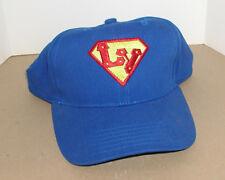 LEHIGH VALLEY IRONPIGS IRON PIGS PHILLIES BLUE BASEBALL CAP AIR PRODUCTS SGA