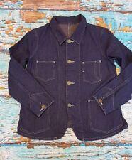Levi's Vintage Clothing LVC Blue Denim Sack / Chore Coat Jacket  Xsmall