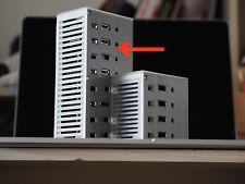 Double-height Raspberry Pi 'Server Rack' Case (8 slots)