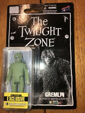 Gremlin Twilight Zone Figure Convention Exclusive Series 1 456 Made bif bang pow